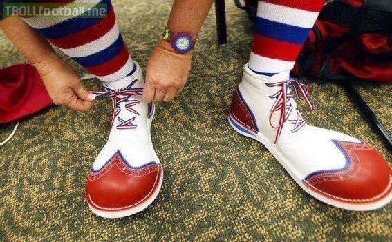 When Marcus Rashford steps up for a free kick