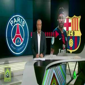 Barcelona's loan offer to PSG for Neymar has a clause: if he gets injured, PSG will be paying his salary