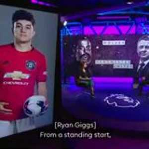 """""""Daniel James signing was a no-brainer""""  Ryan Giggs on Manchester United's exciting young winger"""