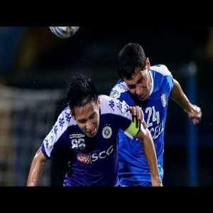 Highlights: Hanoi FC 3-2 Altyn Asyr FC (AFC Cup 2019 Semi-final Inter-zone 1st leg)