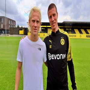 Icelandic forward Kolbeinn Finnsson has officially joined Borussia Dortmund