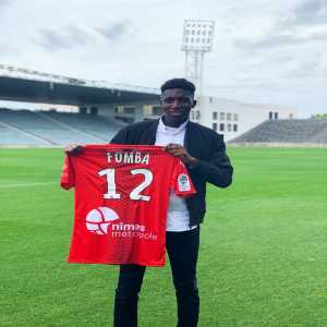 Official: Nimes sign Lamine Fomba from Auxerre for 4M Euros