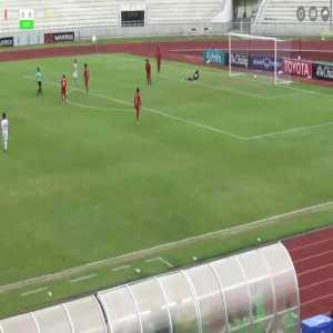 Vietnam 1-0 Myanmar - Pham Hai Yen 13'