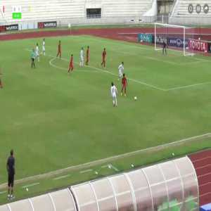 Vietnam 2-0 Myanmar - Thai Thi Thao 43'