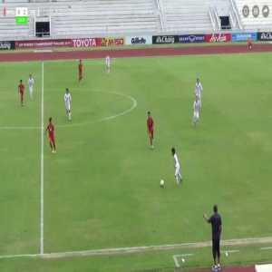 Vietnam 3-0 Myanmar - Pham Hai Yen 60'