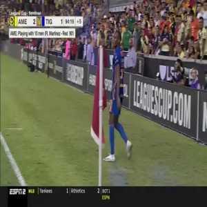 America 2 - Tigres [2] - Bruno Valdez OG