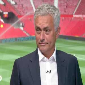 """Jose Mourinho on the controversy surrounding VAR: """"Only thieves can complain about the introduction of security cameras."""""""