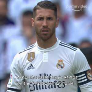 Sergio Ramos's documentary announced for 13th September, on Amazon Prime Sport.