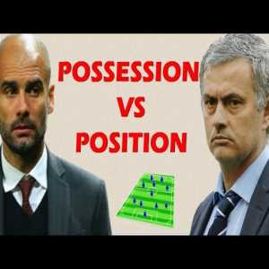 Control A Football Game: Possession vs Position.