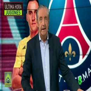 (JLS via El Chiringuito): Zidane told Keylor Navas he would be the backup to Courtois from day 1 but the Costa Rican informed the club of his decision to leave only yesterday