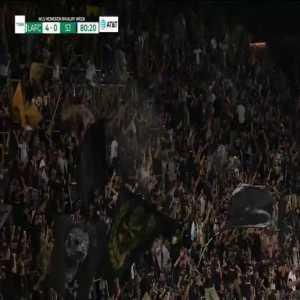 LAFC 4-0 San Jose - Josh Pérez 81'