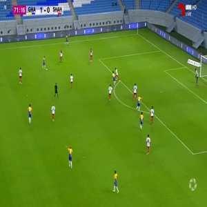 Sofiane Hanni scores a brilliant goal on his Qatar league debut