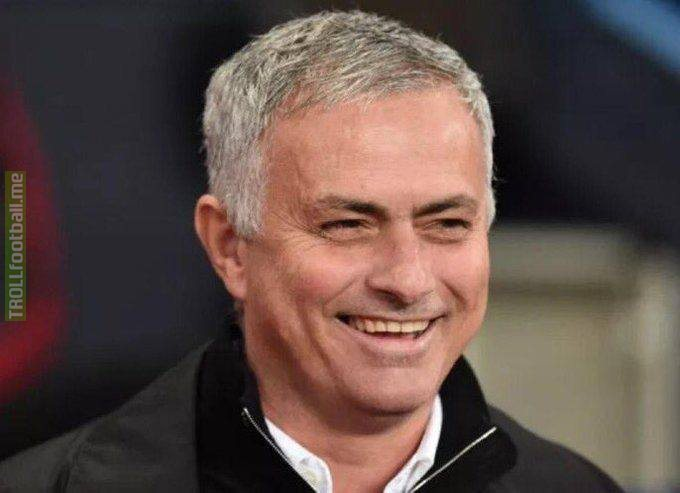 """José Mourinho on the controversy surrounding VAR: """"Only thieves can complain about the introduction of security cameras!""""   Masterclass from Jose once again. 😂😂"""