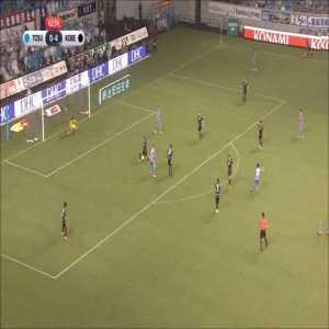 Fernando Torres performance in his final game vs Vissel Kobe
