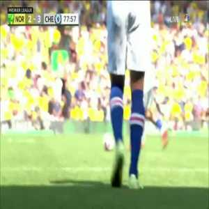 Giroud foul on Krul leads to Zouma goal, Goal Overturned by VAR.