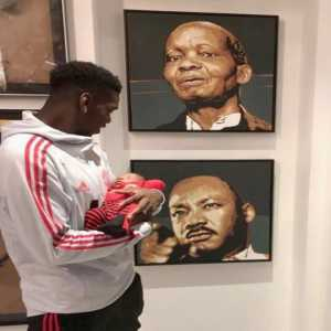 """Paul Pogba: """"My ancestors and my parents suffered for my generation to be free today, to work, to take the bus, to play football. Racist insults are ignorance and can only make me stronger and motivate me to fight for the next generation."""""""