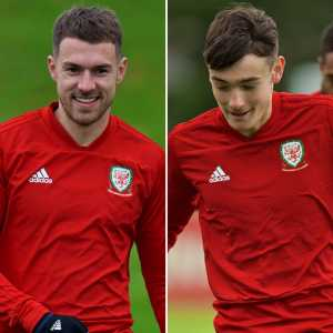 Aaron Ramsey has withdrawn from the Wales squad for the upcoming matches against Azerbaijan and Belarus. Dylan Levitt steps up from the U21s to replace him.