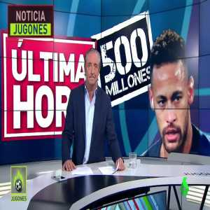 """Madrid think Operation Neymar is Crazy"""