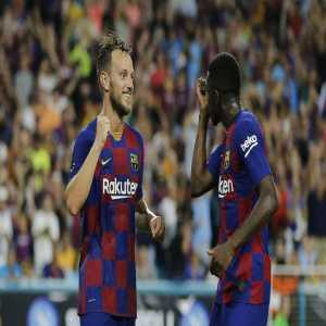 Despite being against it Rakitic has finally agreed for a permanent move to PSG. Abidal has a hard mission to pursue Dembele so they both can be included in the Neymar deal. Dembele who doesn't want to leave is not in the starting 11 of Barca and a loan move to PSG can be beneficial for him.