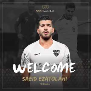 KAS Eupen signs Saeid Ezatolahi on a loan with an obligation to buy