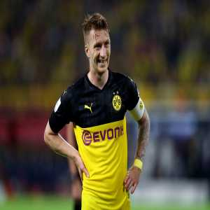 "Marco Reus: ""A few us stood together at breakfast this morning and we all said that we would be extremely happy about playing Barcelona. It's amazing that it came like that now."""