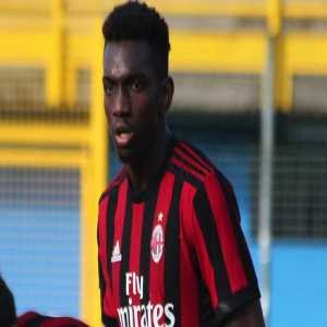 Official: Charleroi sign highly rated AC Milan striker Frank Tsadjout on loan