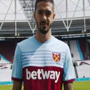 OFFICIAL: Manuel Lanzini has extended his contract with West Ham to 2023