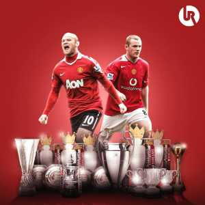 The only player to record 200+ goals and 100+ assists in the Premier League. 253 goals, 146 assists, 16 trophies. 15 years ago, Wayne Rooney signed for Manchester United.