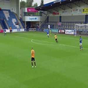 Wolves U23 0-[1] Leicester City U23 - Admiral Muskwe 16'