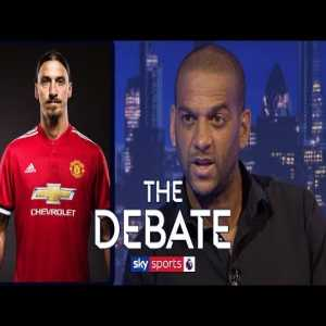 Would re-signing Zlatan Ibrahimovic be a good move for Manchester United? | The Sky Sports Debate