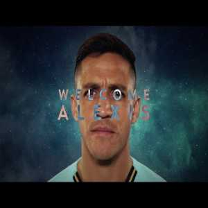 Alexis Sanchez Announcement Video