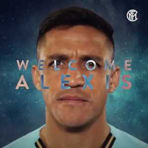 Alexis Sanchez welcome video by Inter Media House