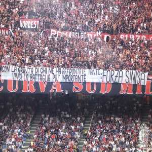 """Curva Sud message for Siniša Mihajlović: """"Win your most important battle with the same determination of someone who has faced it all"""""""