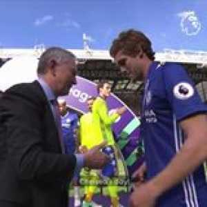 Some timely tackles and unstoppable strikes 🔥  OnThisDay in 2016, Marcos Alonso joins Chelsea Football Club