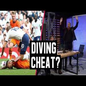 Stan Collymore slams Harry Kane for diving against Newcastle