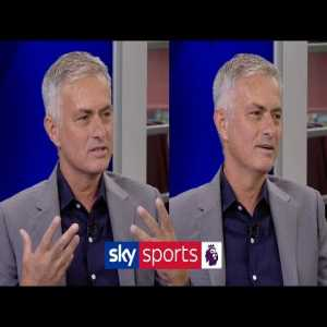 Jose Mourinho passionately explains why derby matches are so special to him