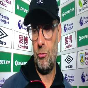 Klopp reaction to Trent Alexander-Arnold not being awarded the first Liverpool goal