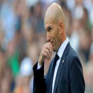 """Zidane: """"I'm happy in general with everyone's game"""""""