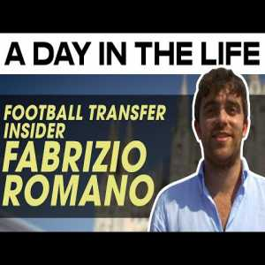🔥HERE WE GO!!!🔥 Fabrizio Romano tells us all about how the transfer market really works and how important personal relationships are to being able to break reliable transfer market news (not rumours).