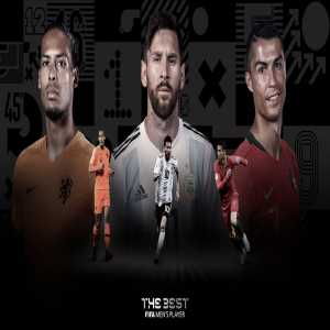 Cristiano Ronaldo, Lionel Messi and Virgil Van Dijk have been nominated for the FIFA's The Best Men's player