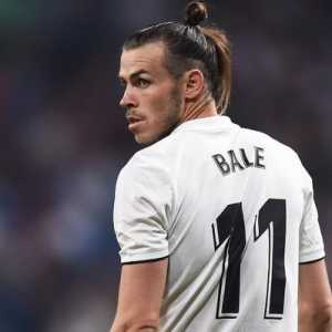 """Gareth Bale on Twitter: """"Proud to play for this great club 🙌🏼 @realmadrid"""""""