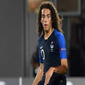 Guendouzi replaces Pogba in France squad