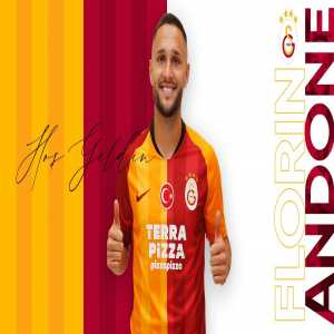 [Offical] Galatasary Loan Florin Andone from Brighton.