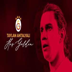 Taylan Antalyali joins Galatasaray