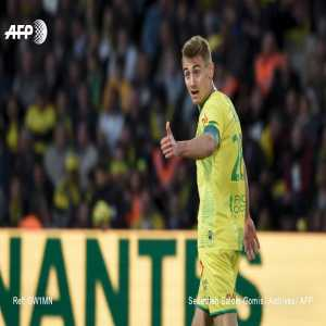 """Nantes president Waldemar Kita confirms to AFP an agreement was found with Marseille for the transfer of Valentin Rongier. He will join as Marseille """"joker transfer"""" allowed by LFP"""