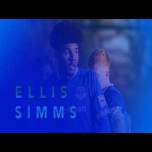 Why Everton manger Marco Silva should keep an eye on wonderkid Ellis Simms