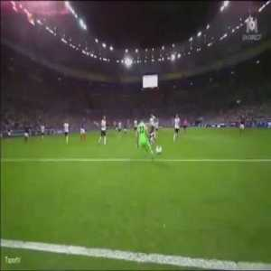 Amazing play from France