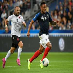 Corentin Tolisso has completed 117 passes against Albania tonight, the second highest tally for a France's player over the last 10 years, behind Yann M'Vila (124 against Luxembourg in March 2011).