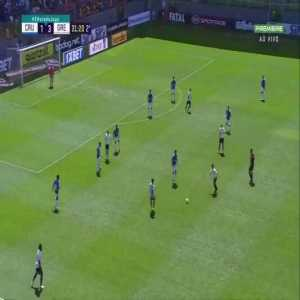 Cruzeiro 1 - [4] Gremio - Everton nice goal.