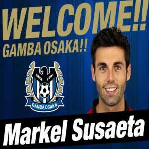 OFFICIAL: Markel Susaeta joins Gamba Osaka
